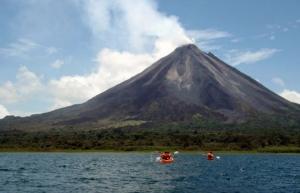 GORP kayak arenal