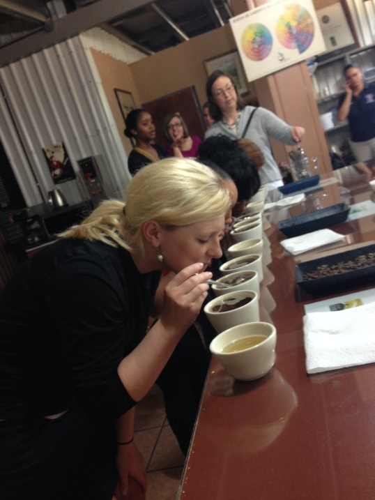 Coffee Cupping with Coffee: From Bean to Cup!